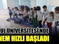 Anaokulu Üniversitesi'nde 2. dönem hızlı başladı