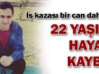 Darıca'da iş kazası: 1 ÖLÜ