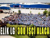 Gebze Arçelik-LG 300 işçi alacak