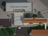 İşte Körfez'in yeni Devlet Hastanesi