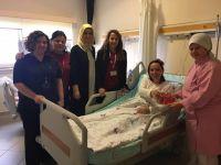 SBÜ Derince Eğitim ve Araştırma Hastanesinde Doğum Yapan Annelere Lohusa Şerbeti