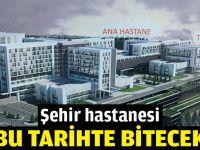 Kocaeli Şehir Hastanesi bu tarihte bitecek