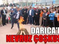 Darıca'da Nevruz çoşkusu