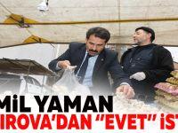 """Yaman, Çayırova'dan """"Evet"""" istedi"""