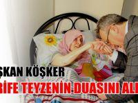 """Gebze; Güçlü bir Türkiye için """"EVET"""" diyor"""