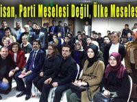 """""""16 Nisan, Parti Meselesi Değil, Ülke Meselesidir"""""""