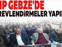 MHP Gebze görev dağılımını yaptı