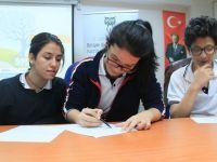 Öğrenciler, Karikatür Festivali'ne hazırlanıyor
