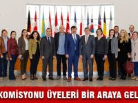 KSO Çevre Komisyonu Üyeleri GOSB'da bir araya geldi