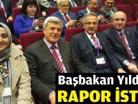 Başbakan Yıldırım rapor istedi
