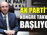 AK Parti'de kongre takvimi başlıyor