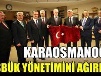 Karaosmanoğlu, ''OSB'ler üretimin kalbidir''
