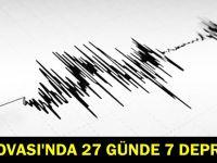 Dilovası'nda son 27 günde 7 deprem!
