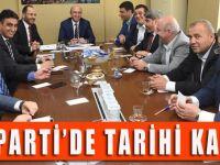 AK Parti'de tarihi karar!