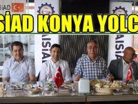 KAISİAD Konya yolcusu