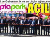 Pia Park Çocuk Eğlence Merkezi açıldı