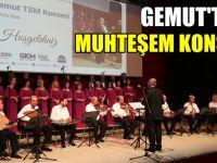 GEMUT'tan kulakların pasını silen konser