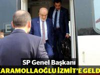SP Genel Başkanı Karamollaoğlu İzmit'e geldi