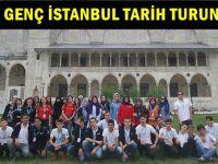 41 Genç İstanbul tarih turunda