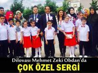 Mehmet Zeki Obdan'da özel sergi