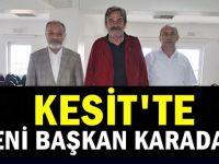 KESİT'te yeni başkan Karadağ!