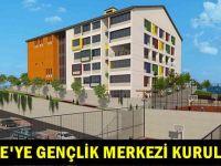 Gebze'ye Gençlik Merkezi yapılacak