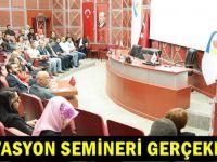 İnovasyon semineri gerçekleşti