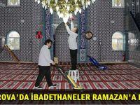 Çayırova'da ibadethaneler Ramazan'a hazır