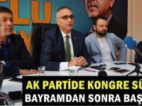 AK Parti Gebze'den basın toplantısı