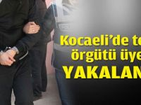 Gebze'de terör örgütü üyesi yakalandı