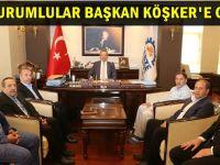 Gebzeli Erzurumlular Köşker'e gitti!