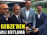 AK Gebze'den iftarlı kutlama