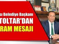 Başkan Toltar'dan Ramazan Bayramı mesajı