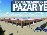Kocaeli'ne modern kapalı pazar yeri