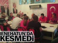 CHP Nenehatun'da hız kesmedi