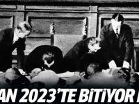 Lozan Antlaşması 2023'te bitiyor mu?