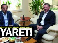 Başkanı Toltar'dan Genel Sekreter İlhan Bayram'a Ziyaret