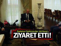 Başbakan Yardımcısı Işık, Vali Aksoy'u ziyaret etti