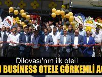 Dilovası Aksu Business'e görkemli açılış