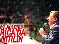 Konya Kültürü Darıca'da Tanıtıldı