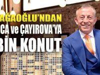 Ağaoğlu'ndan Darıca ve Çayırova'ya 6 bin konut