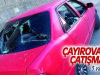 Çayırova'da çatışma: 3 yaralı