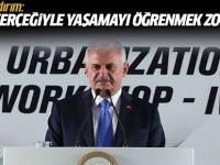 Binali Yıldırım'dan Kocaeli'de deprem açıklaması