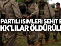 İçişleri'nden açıklama: Ak Partili isimleri şehit eden PKK'lılar öldürüldü