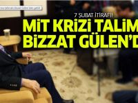'Hakan Fidan'ı ifadeye çağırma talimatı bizzat Gülen'den geldi'