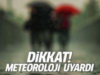 Meteoroloji'den Kocaeli için flaş uyarı