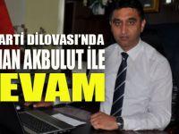 Osman Akbulut ile devam