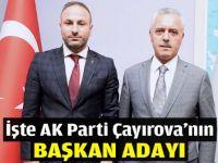 İşte AK Parti Çayırova'nın başkan adayı