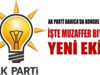AK Parti Darıca'da kongre başladı