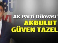 AK Parti Dilovası'nda Akbulut güven tazeledi